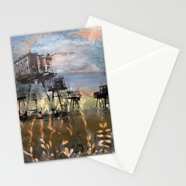 Maunsell Forts Stationery Cards