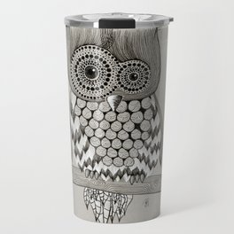 Rupert Owl Travel Mug