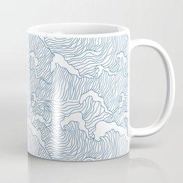 Japanese Wave Coffee Mug