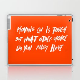 MOVINGON Laptop & iPad Skin
