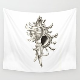 Shell 01 Wall Tapestry