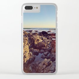 Sea and Shoals Clear iPhone Case