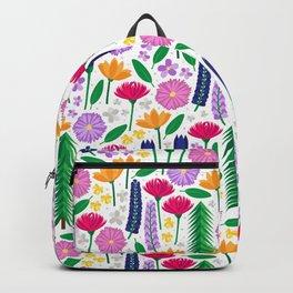 Mt. Rainier's Wildflowers Backpack