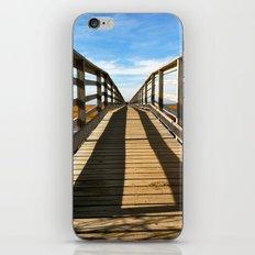 Cross the Bridge iPhone & iPod Skin