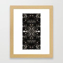 Deia Framed Art Print
