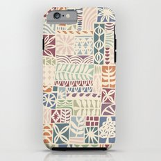 patchwork Tough Case iPhone 6