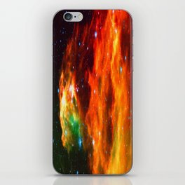 Spaceplosion iPhone Skin