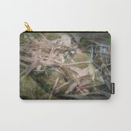 Girl Of The Earth Carry-All Pouch