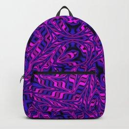 Pink and Purple Kaleidoscope Backpack