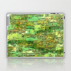 Green City on a Hill Laptop & iPad Skin