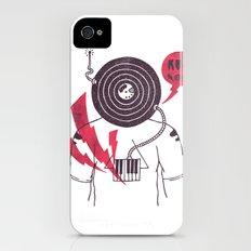 The Vinyl Frontier Slim Case iPhone (4, 4s)