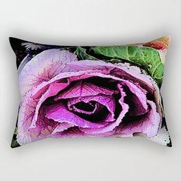 Cabbage Rectangular Pillow
