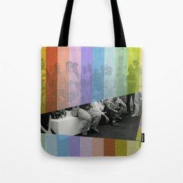 Kodachrome Reunion Tote Bag