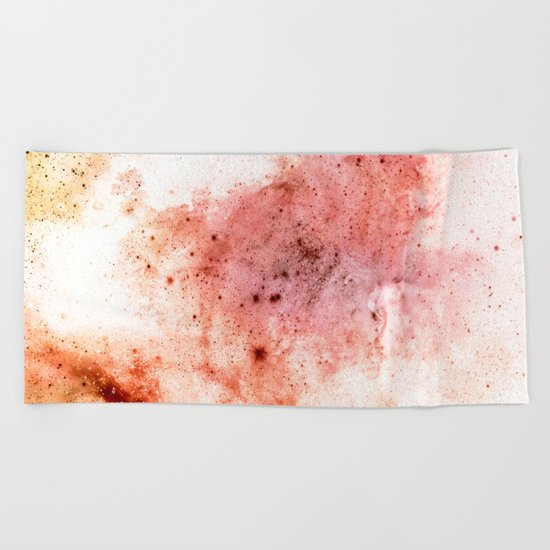 δ Arietis Beach Towel