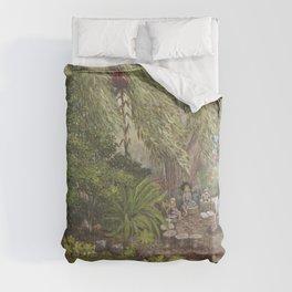 Faerie Garden Letters Comforters