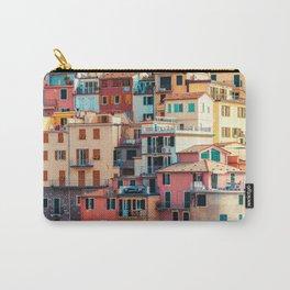 Manarola, Cinque Terre, Italy Carry-All Pouch