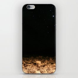 THE SPACE iPhone Skin
