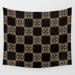 Abstract geometric pattern 2 Wall Tapestry