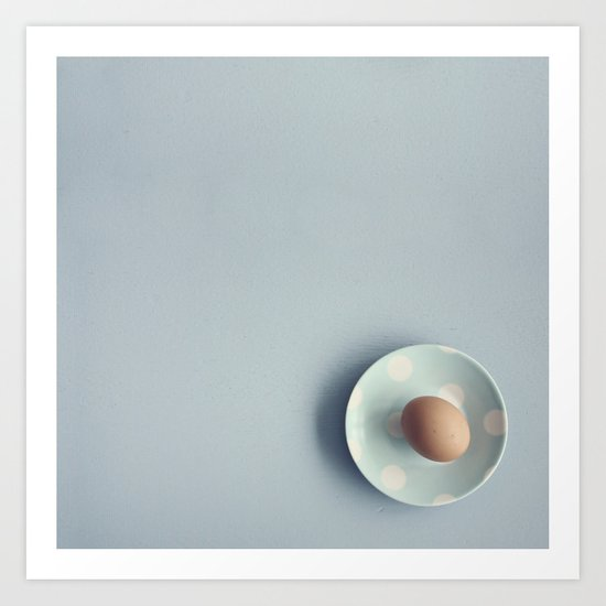 The Egg Art Print