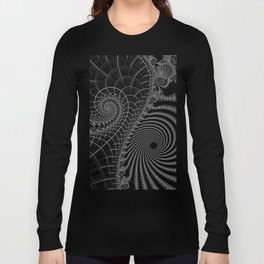 Peaks And Troughs 2 Inverted Long Sleeve T-shirt
