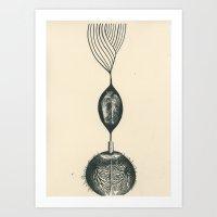 Exquisite Corpse III Art Print