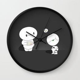 On a scale from 1 to 10 Wall Clock