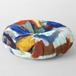 Rik Wouters Dining Table Floor Pillow