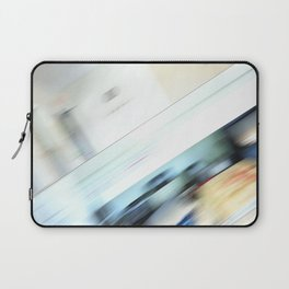 Life is a blight  in an office closed tight. Laptop Sleeve
