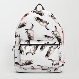 Ferret pattern #2 Backpack