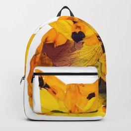 Pressed Flower Fox Backpack