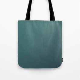 Green Atomic gradient color Tote Bag