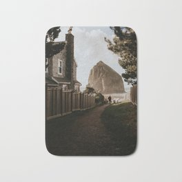 Cozy Cannon Beach, Oregon Bath Mat