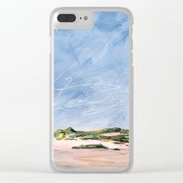 Dune Sky, Cape Cod Clear iPhone Case
