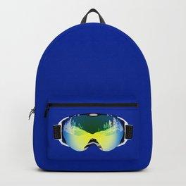 Ski goggles Backpack