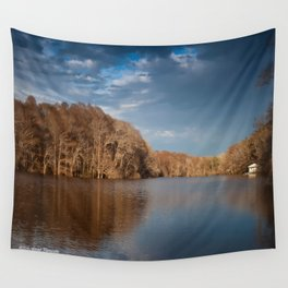 Apalachicola River  Wall Tapestry