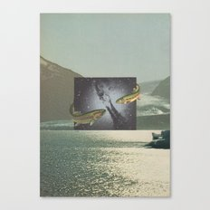 100. Canvas Print