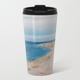 By the Sea Side Travel Mug