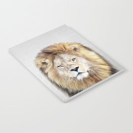 Lion 2 - Colorful Notebook