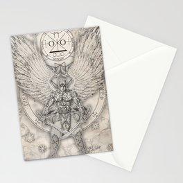 Archangel Raguel Stationery Cards
