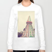 carnival Long Sleeve T-shirts featuring Carnival by J Butterfield Photography