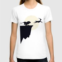 vector T-shirts featuring I is for Impala by Yetiland