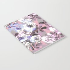 Vintage Floral Garden #society6 #decor #buyart Notebook
