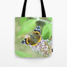 Butterfly VIII Tote Bag