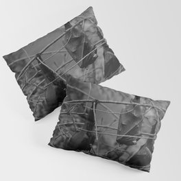 Dark Bat Laughs Pillow Sham