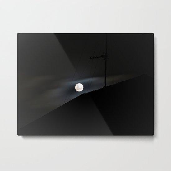Night Sky's Sun II Metal Print