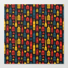 Drinks on the House Canvas Print