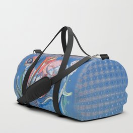 Jester B's Grass Nutrition Duffle Bag