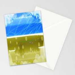 The Heron-Priested Shore Stationery Cards