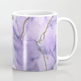 Amethyst.  Coffee Mug