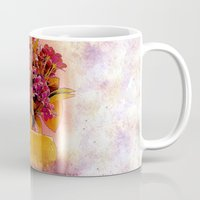 flora Mugs featuring Flora  by Music of the Heart